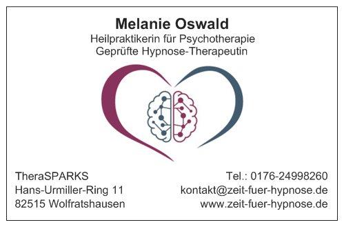 Preview Visitenkarte Therasparks Zeit Für Hypnose